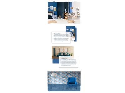 website design- interior decoration