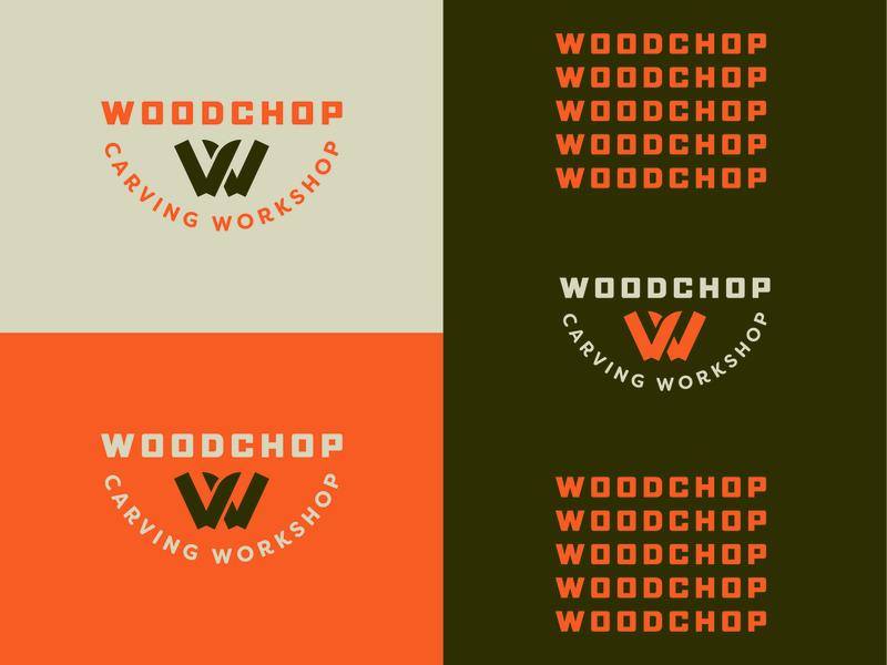Woodchop Carving Workshop