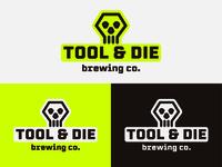 Tool & Die Brewing Co. Logo