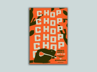 Woodchop Carving Workshop Event Poster