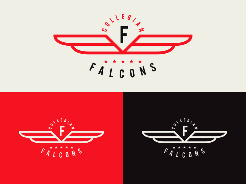 Falcons 18' Reject Design event logo clothingdesign event artwork appareldesign outdoordesign vintagedesign art event branding creative vector logo typography logodesign logodesigner illustration design customlogo branding branddesign