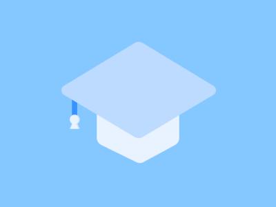 Peerlift Icons:  Graduation Cap