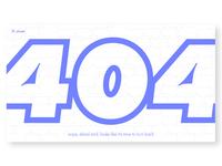 404! OOPS!