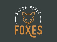 Black River Foxes logo
