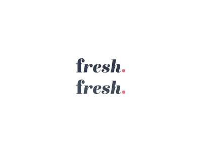 type + color exploration fresh branding colors lettering logo typography type design