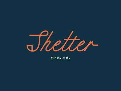 Shetter Mfg. Co.