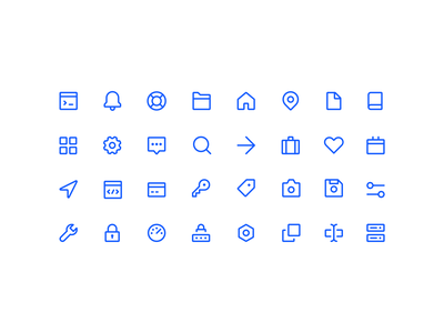 Timekit icons timekit icon system iconography icons