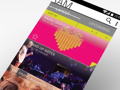 BAM Android App