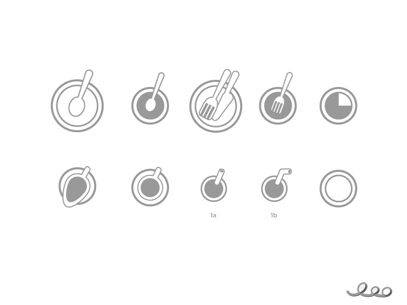 Food Icons Search Recipes icons ui design