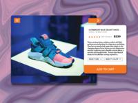 Single Product - UI Design