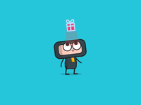a mascot for app