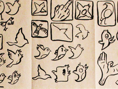 Bird sketch02