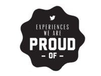 Experiences We Are Proud Of