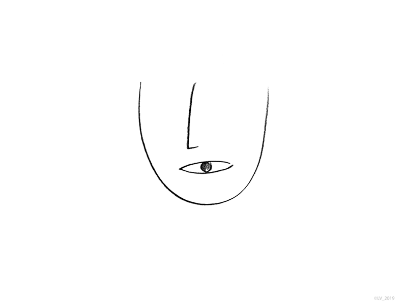 Kalbu vaizdu |  Image talk visual language image concept art handmade idea concept graphite graphic hand drawing drawing illustration