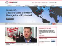Panzura.com Website Refresh