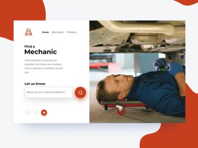 Find Mechanic