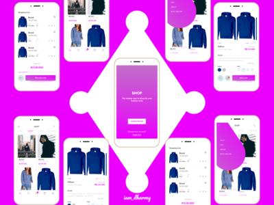 Shop ecommerce fashion