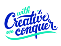 With Creative We Conquer v2