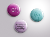 Women In Digital pins