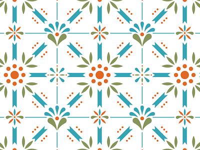 Pattern reject swatch flower leaf portuguese portugal floral floral pattern repeating pattern repeat pattern