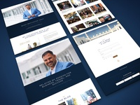Squarespace website | Laith Khalaf