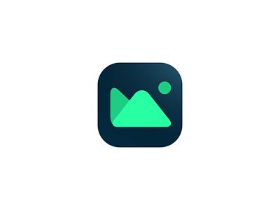 Avenue: iOS Icon gradient shadow design app icon sketch clean avenue ios icon