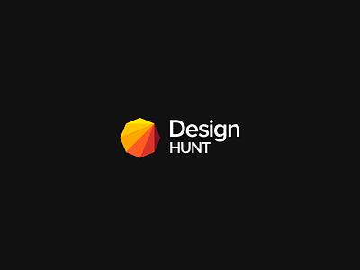 Design Hunt: Rebrand colorful sketch design hunt logo brand rebrand