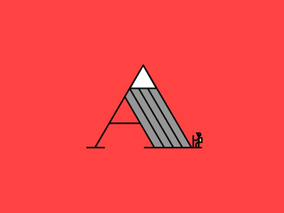 A is for Adventure - 36 Days of Type