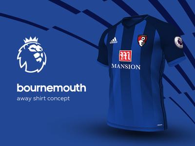 Bournemouth Away Shirt by adidas