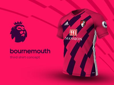 Bournemouth Third Shirt by adidas