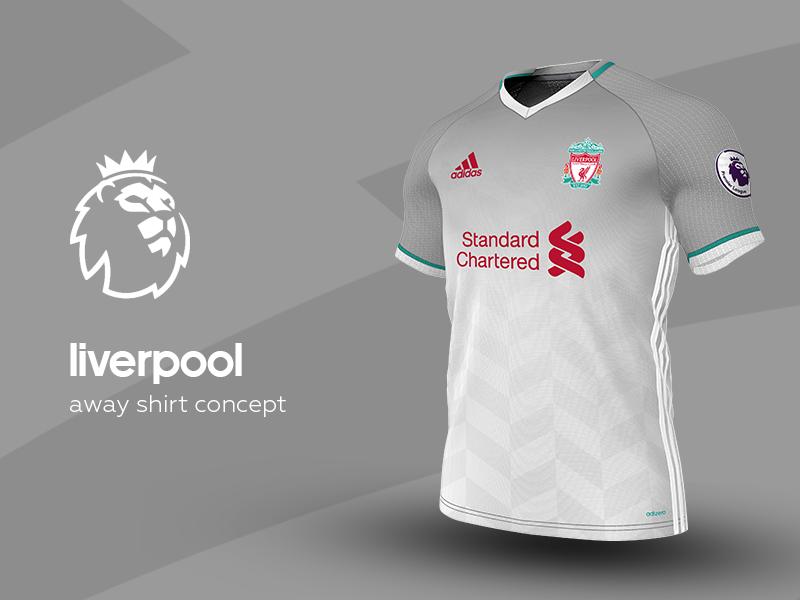 73eb3031e Liverpool away shirt adidas daniel watts dribbble png 800x600 Liverpool  away adidas kit