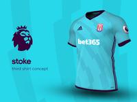 Stoke Third Shirt by adidas