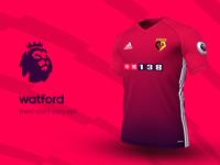 Watford Third Shirt by adidas