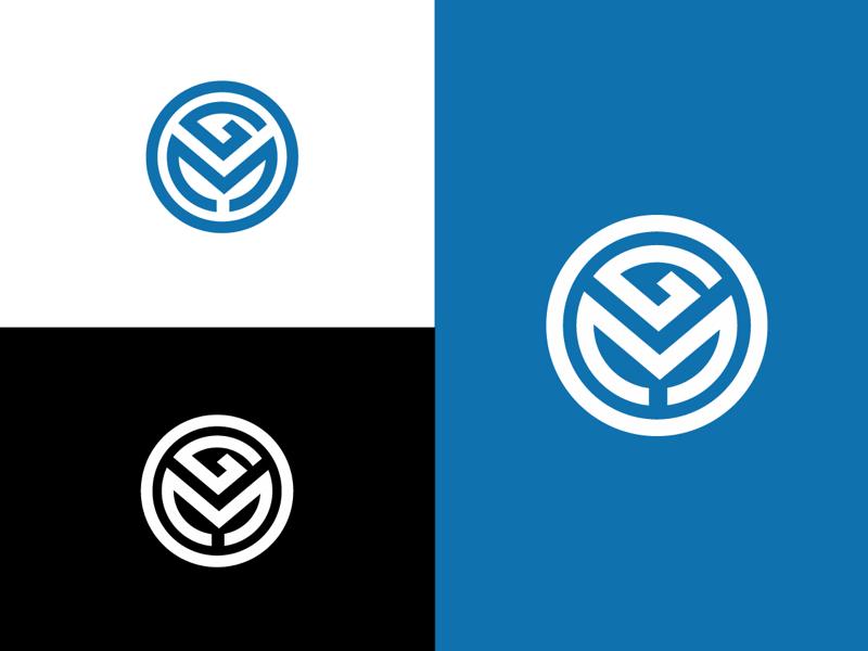 G+M logo gm logo