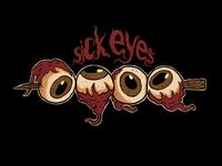Sick eyes