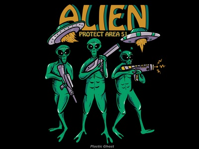 Alien Protect Area 51