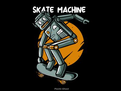 skate machine