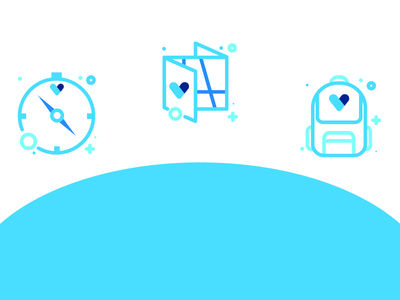 Product icons branding products illustrations icon