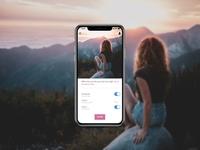 Daily UI 010 - Social Share