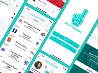 Shelfie Challenge Mobile App