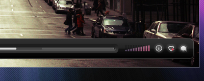 Custom Video Player UI  video ui icons player jquery html5