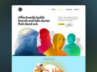 Affectmedia website