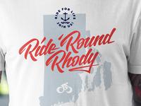 Ride 'Round Rhody Tee