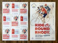 Ride'Round Rhody Print