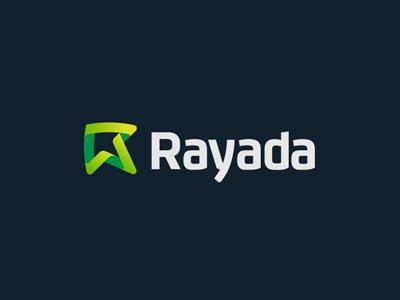 Rayada rayada environment logo design ivan manolov typography klavika arrow nature