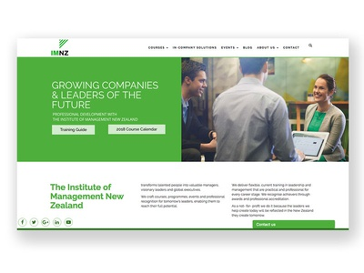 Imnz Home Page