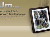 Replay Photos 404 page