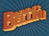 Brenda's Bellini Logo
