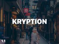 Kryption 1.1