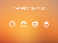 The Wizard Of Oz Icon